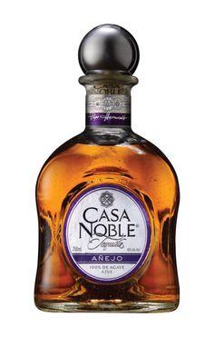 Casa Noble Anejo Tequila - Bottle, Size: 750 ml Best Tequila, Top Tequila, Tequila Bottles, Alcohol Bottles, Liquor Bottles, White Oak Barrels, Cocktail Mixers, Coffee Roasting, Wine And Spirits