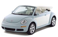 Volkswagen2010 Volkswagen New Beetle Convertible