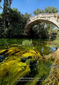 Puente Allende sobre el río Escabas