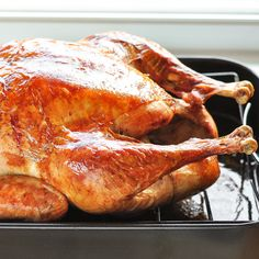 How To Cook a Turkey: The Simplest, Easiest Method — Cooking Lessons from The Kitchn