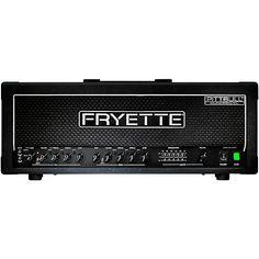 b59d09dd13c Fryette Pittbull Hundred CL G100CL EQ 100W Tube Guitar Amp Head