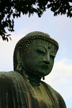 KAMAKURA DAIBUTSU BUDDHA ....JAPAN.......Measurements Weight 93 tons Size , 13,35 m Length of 2.35 m face Eye length , 1.0 m Length of mouth 0.82 m Ear length , 1.90 m Distance between the two knees ; 9.10 m Circumference of the thumb ; 0.85 m......SOURCE WIKIPEDIA.ORG........