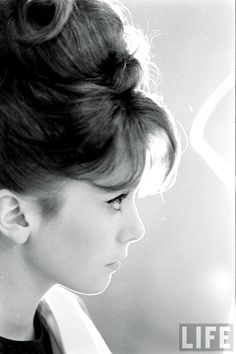 tea-courage-continue:  Catherine Deneuve, 1961 by Loomis Dean.