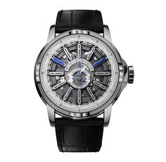 The Harry Winston Opus 12 is a very cool and amazing watch.  Since there were only 120 of them made, I can only imagine how much they cost.  Maybe when I win the lottery.