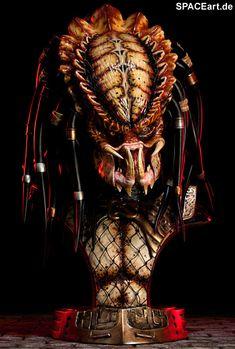 Predator 2: Legendary Scale Predator Büste