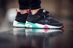 Sneaker Freaker x Puma Blaze Of Glory 'Black Beast'