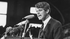 We remember Robert F. Kennedy and his legacy today. November 20, 1925 - June 6, 1968