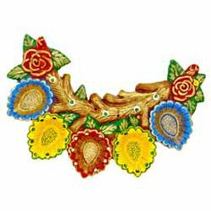 Fancy Diya (5 Colour Leaf) - Spices of India