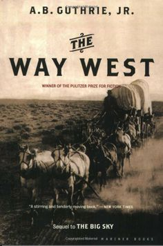 This is just a wonderful story of one of the first wagon trains on the Oregon Trail.
