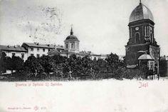 BU-F-01073-5-00372 Biserica şi spitalul Sfântul Spiridon din Iaşi, -1906 (niv.Document) Taj Mahal, Building, Travel, Buildings, Viajes, Traveling, Tourism, Outdoor Travel