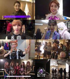 포미닛, '오늘 뭐해' 뮤직비디오 메이킹 필름 공개 http://kpopenews.com/4306   고화질 보도 사진과 객관적인 기사를 전달하는 K-POP 전문 미디어  #4minute, #포미닛