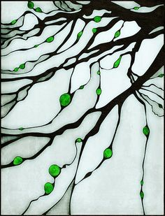 Evra Tree Stained Glass by rusty_on_flickr, via