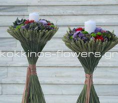 Kokkinos Flowers • Growing Flowers, Cut Flowers, Corporate Flowers, Hand Tied Bouquet, Greek Wedding, Ornamental Grasses, Centre Pieces, Floral Design, Art Floral