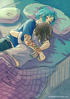 Pricefield (Life is Strange) by Yuri-and-Tea