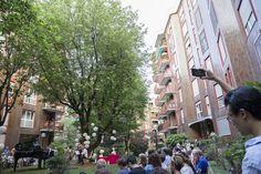 Rassegna di concerti di musica classica nei cortili dei condomini della Zona 3 di Milano. Classical music festival in the courtyards of Zona 3 Milanese condos.