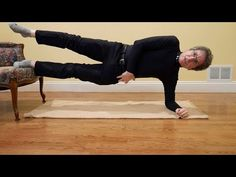 10 Minutes to a Blasted Core to Stop Low Back Pain and Recurring Sciatica - YouTube