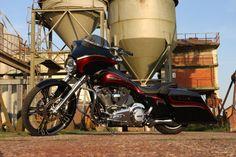 "Harley-Davidson FLHX 26"" Bagger by Thunderbike"