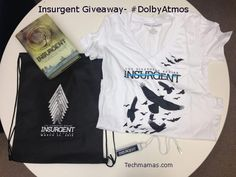 Insurgent Giveaway #DolbyAtmos