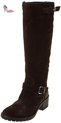 Tommy Hilfiger Whitney 5B, Bottes femme - Marron (212 Coffee Bean), 36 EU - Chaussures tommy hilfiger (*Partner-Link)