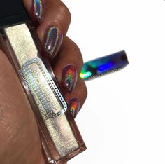 Feeling the holo vibes with 💿 Holographic Lip Cream in 'Moon Dust' looks stunning when it catches the light 😱 Holographic Makeup, Moon Dust, Lip Cream, Greed, Looking Stunning, 3d, Beauty, Beleza