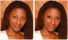 GlamST Virtual Makeup Makeover: Part Deux!