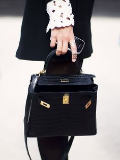 Jane Birkin Will Allow Hermès to Keep Using Her Name | Street Style