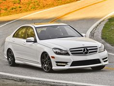 Mercedes-Benz C 300 4Matic AMG Sports Package