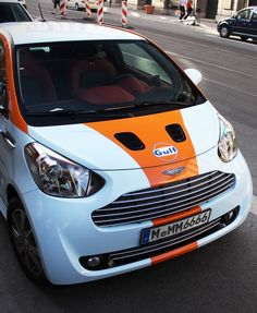 the most powerful Aston Martin: the cygnet
