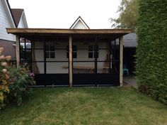 Portfolio | Staalenramen Gazebo, Shed, Barn, Outdoor Structures, House Styles, Home Decor, Crabs, Kiosk, Converted Barn