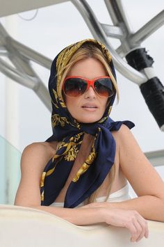 Versace Scarves - The Chic Summer Accessory | Outlet Value Blog