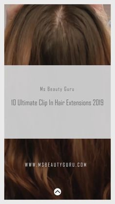Hottest 10 Clip-In Hair Extensions Hottest 10 Clip-In Hair Extensions BeautyGuru Beauty Essential Videos Fancy having an instant hair makeover Clip-In Hair extensions is nbsp hellip makeover videos Types Of Hair Extensions, Eyebrow Tutorial, Professional Logo Design, Hair Weft, Beauty Essentials, Loreal Paris, Hair Cuts, Hair Color, Fancy
