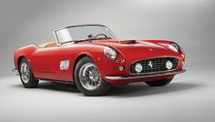 The Ferrari California was unveiled at the 2008 Paris Motor Show. The car went into production in 2008 and is still being produced by Ferrari. The car is available as a 2 door grand tourer coupe and as a hard top convertible. Ferrari California, Ford Gt40, Most Expensive Car Ever, Expensive Cars, Bugatti Royale, 3 Bmw, Automobile, Ferris Bueller, Cabriolet