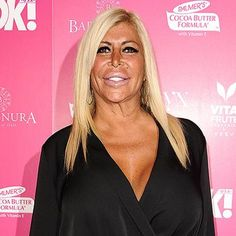 Hot: Angela 'Big Ang' Raiola Thanks Fans as She Battles Stage 4 Lung and Brain Cancer: 'It's All Very Overwhelming'