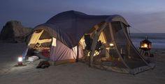 Prima o poi andrò in vacanza in campeggio.  http://www.zoover.it/campeggi/italia