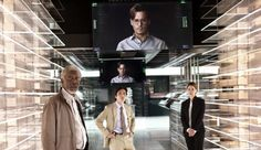COMPETITION! WIN 1 of 3 copies of 'Transcendence' on Blu-ray!
