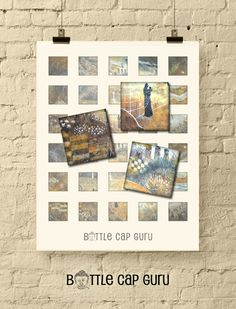 CHURCH WALL Graffiti Art 1x1 Inch Printable Square Images / 1 Inch Square Digital Collage Sheet for Crafts & Pendants // Instant Download Digital Collage, Collage Sheet, Graffiti Art, Jewelry Crafts, Gift Tags, Gallery Wall, Printables, Pendants, Handmade Gifts