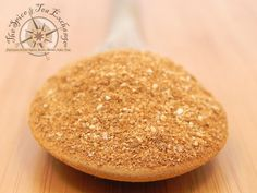 """Autumn Harvest Spice Blend. All-purpose seasonal spice that adds a """"warm"""" flavor to meals. Coat meats before baking. Combine with brown sugar and butter for sweet potatoes or acorn squash."""