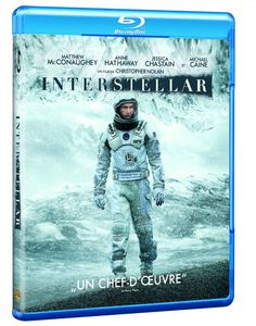 Interstellar  - BLU-RAY NEUF