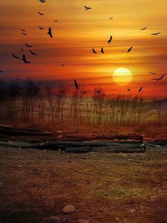 Sundown in the Deadlands