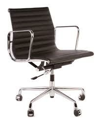 Charles Eames - EA117 office chair (black)