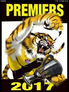 Yeah! Richmond Football Club, Best Games, Bulldogs, Tigers, Olympics, Mandala, Strong, Posters, Ink