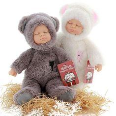 Crunch Baby Animal Dolls - LIMITED EDITION