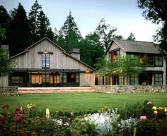 "Napa Reserve - ""deconstructed farmhouse"""