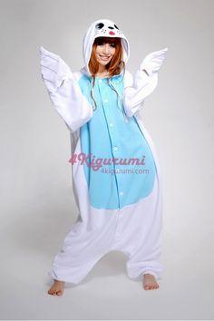 Seal Kigurumi Animal Onesie - 4kigurumi.com  http://www.4kigurumi.com/seal-kigurumi-animal-onesie