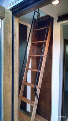 Ideas For Bedroom Design Loft Ladder