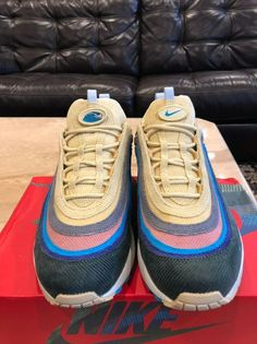 e7b2c4dc22861 Nike Men s Air Max 1 97 Sean Wotherspoon  fashion  clothing  shoes