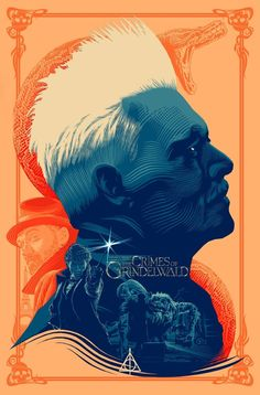 Fantastic Beasts: The Crimes of Grindelwald poster, t-shirt, mouse pad Fantastic Beasts Poster, Fantastic Beasts And Where, Gellert Grindelwald, Crimes Of Grindelwald, Beast Wallpaper, 4 Wallpaper, Harry Potter Universal, Harry Potter World, Keys Art