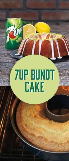 Indulge in nothing Bundt the best with this yummy 7UP Bundt Cake! #7UPupgrade #contest Please Drink Responsibly. Must be 21+