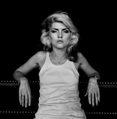 Debbie Harry, photos by Robert Mapplethorpe for the rebel in me