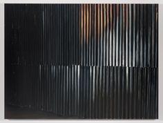 "Siding,  oil on linen, 36 x 48"", 2013"